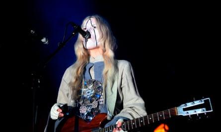 'Fierce': Karin Dreijer, aka Fever Ray.