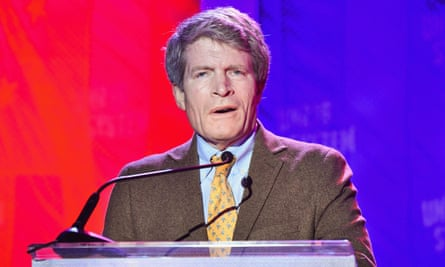 'I'm running against Donald Trump and every one of his collaborators in the Republican party,' Richard Painter said.