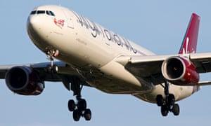 Virgin Atlantic flight makes emergency landing in Boston