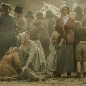 A scene from Mike Leigh's film Peterloo.