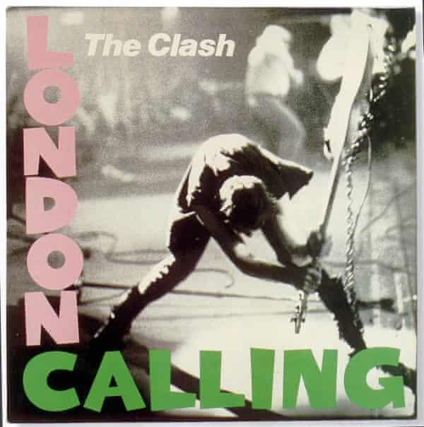 London Calling album cover