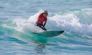 Peony Knight is one of Britain's best shots at making it to Shidashita beach for the Tokyo Olympics next year