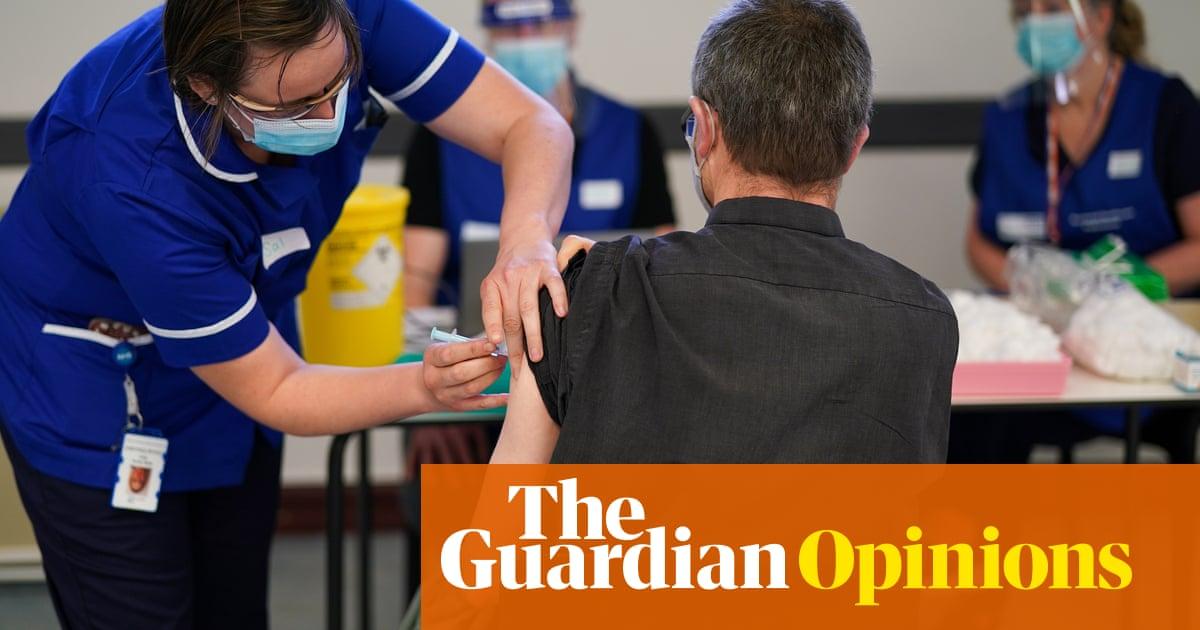 Restoring trust in the AstraZeneca vaccine is a job for doctors – not politicians