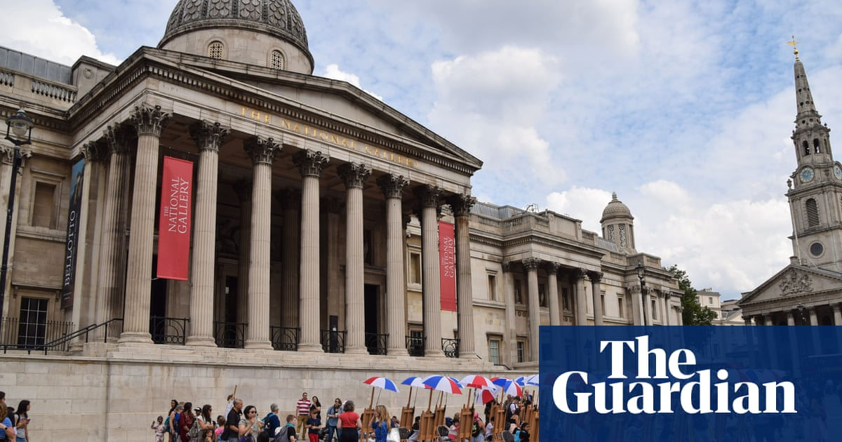 Tory donor John Booth appointed chair of National Gallery
