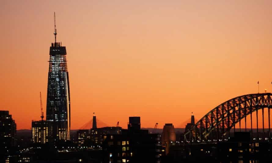 Crown Resorts' flagship tower