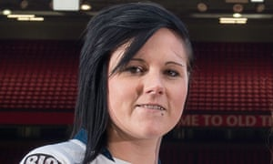 Natalie Harrowell was a key member of the Featherstone Rovers team.