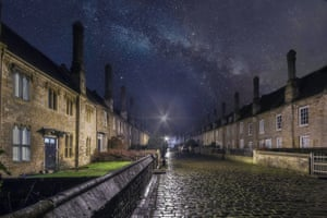 Shortlisted Vicars Close in Wells, by Rose Atkinson