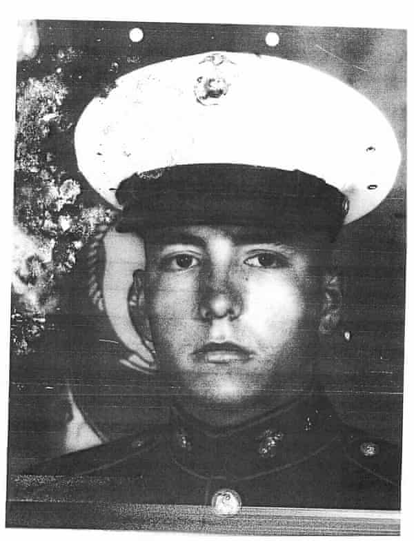 George Ybarra, a decorated military veteran who was ruled by a federal judge to be an American citizen.