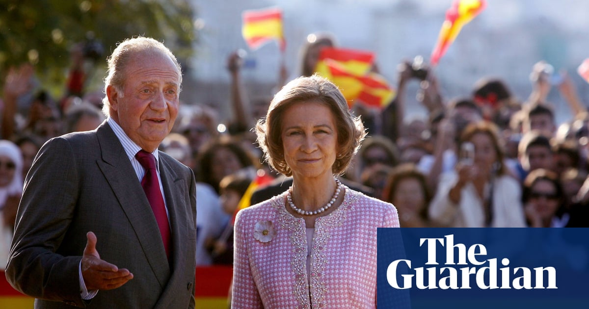 Spain speculates over whereabouts of scandal-hit ex-king Juan Carlos - the guardian