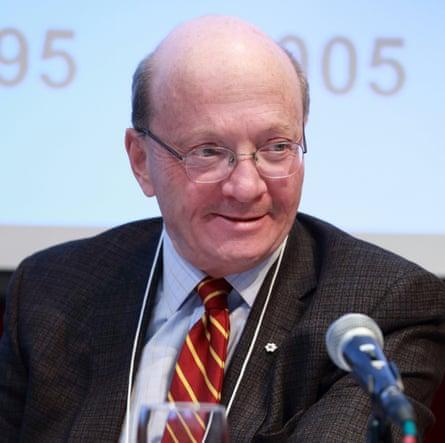 Hugh Segal Canadian senator.