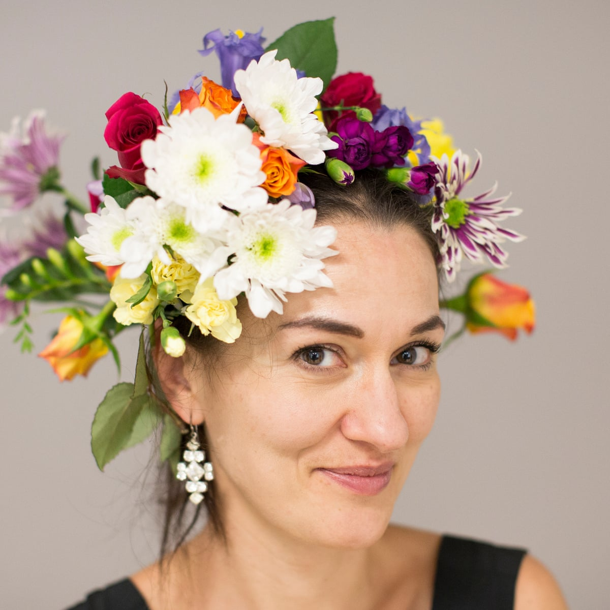 Flower Power How To Make Queen Bey S Floral Crown Accessories The Guardian