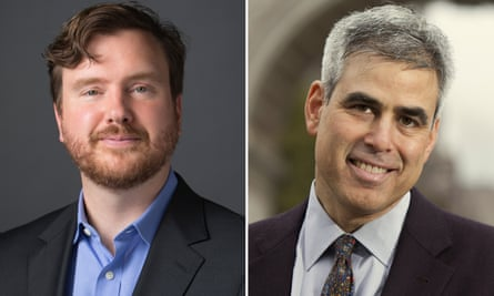Greg Lukianoff and Jonathan Haidt
