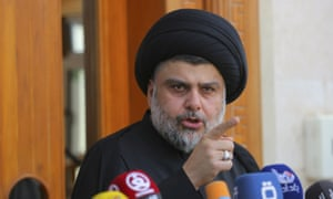 M​​oqtada al-Sadr: who is the cleric directing Iraq's protests?