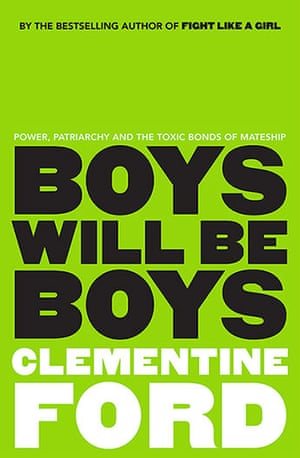 Boys will be Boys – cover for Clementine Ford's book released by Allen & Unwin.