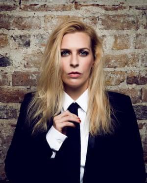 Sara Pascoe made her comedy debut at Edinburgh in 2010.