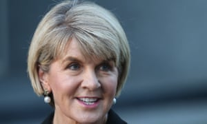Julie Bishop says she believed she had the policy depth and experience for the top job