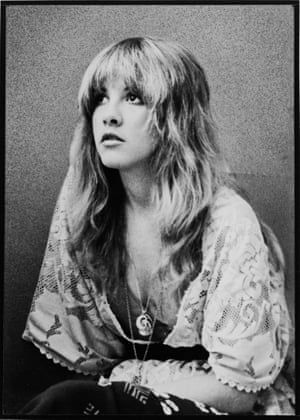 Gossamer tunics, shawls and chiffon are the cornerstones of Stevie Nicks' style.