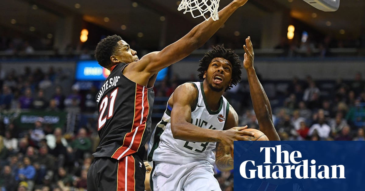 buy online 6f29a f03c3 This could be bad': Video of police tasing Milwaukee Bucks ...