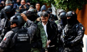 Mexico captures Sinaloa cartel boss who launched power bid