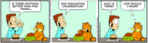Garfield strip