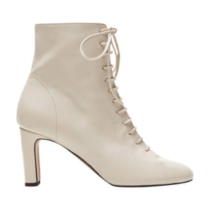 Lace-ups, £199, whistles.com.