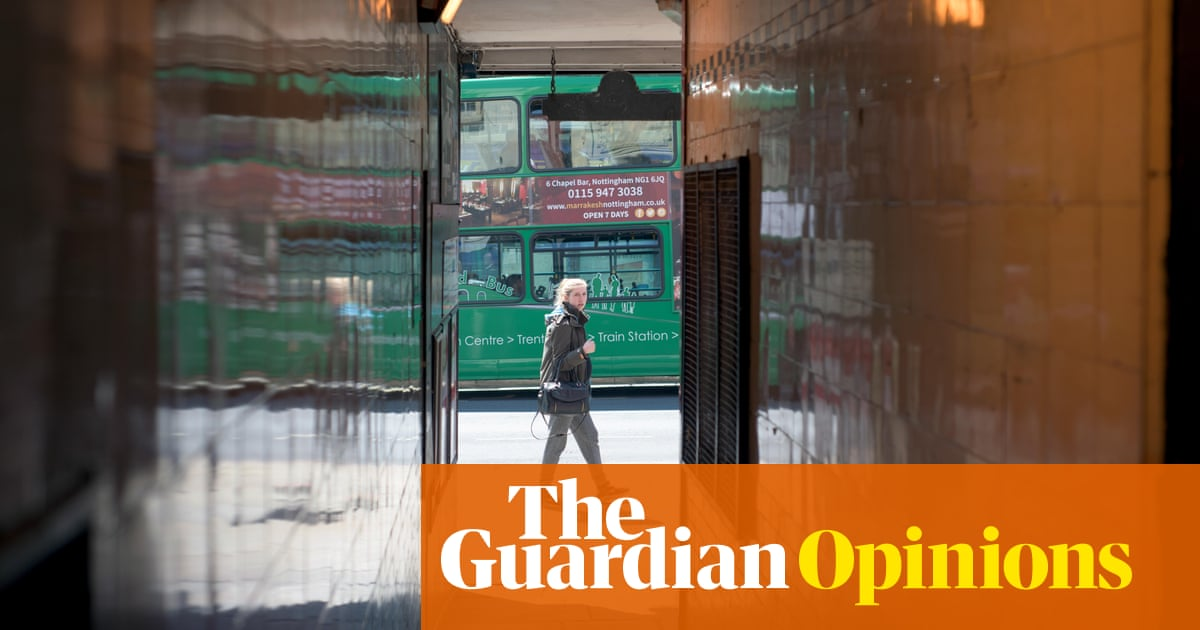 The Guardian view on urban insecurity: build a feminist city