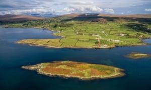 Mannions Island, West Cork