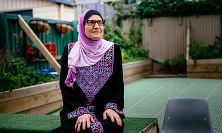 Dr Maysoon Salama runs a Muslim childcare centre in Christchurch.
