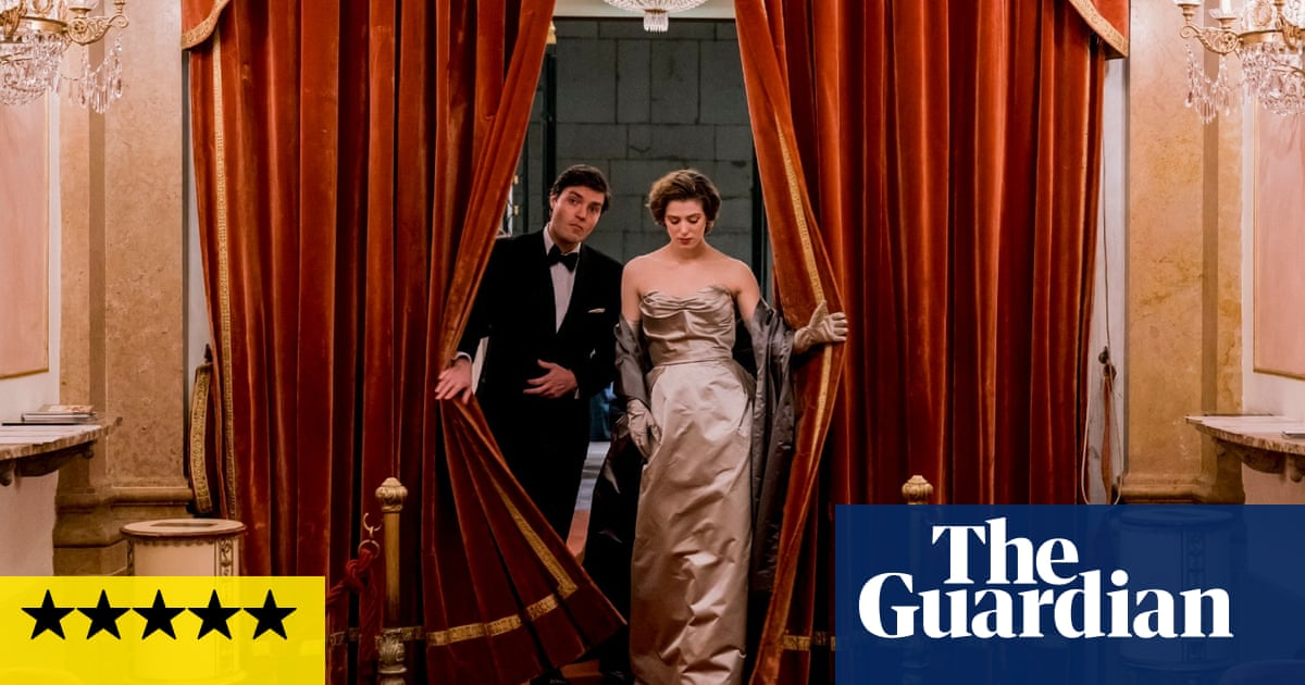 The Souvenir review – sumptuous class study puts Joanna Hogg in the limelight