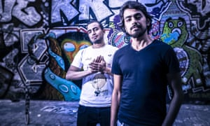 The sound and the fury: how Syria's rappers, rockers and