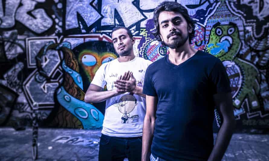 Refugees of Rap
