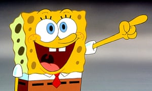 Smart enough for adults, weird enough for kids: SpongeBob is