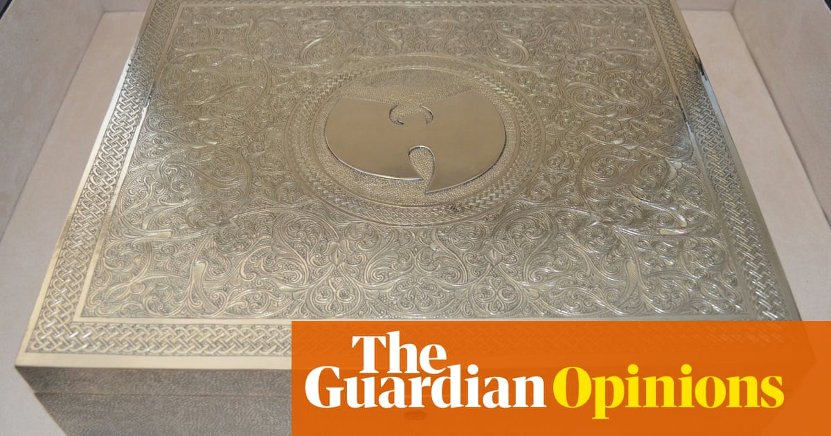 The Guardian view on Wu-Tang Clan's genius: to make and appreciate art