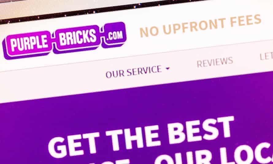 Purplebricks website