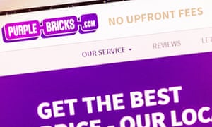 Purplebricks' site currently lists 4,300 residential properties for sale.