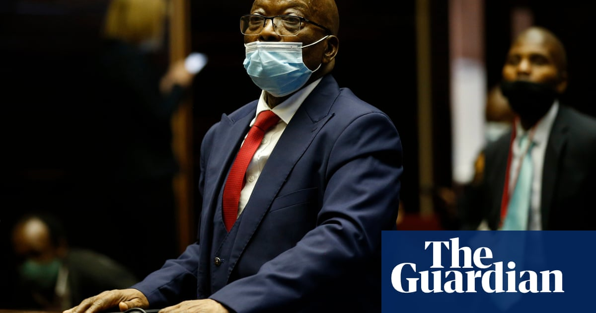 Jacob Zuma trial: South Africa's ex-president denies corruption charges