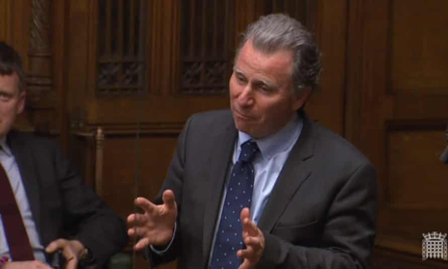 Sir Oliver Letwin MP speaking in the House of Commons.