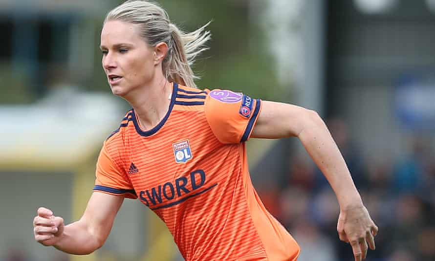 Amandine Henry will captain the hosts