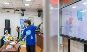 Thirst, an NGO, has given presentations to around 500,000 students since 2013, mainly in and around Beijing, Shanghai and Chongqing.