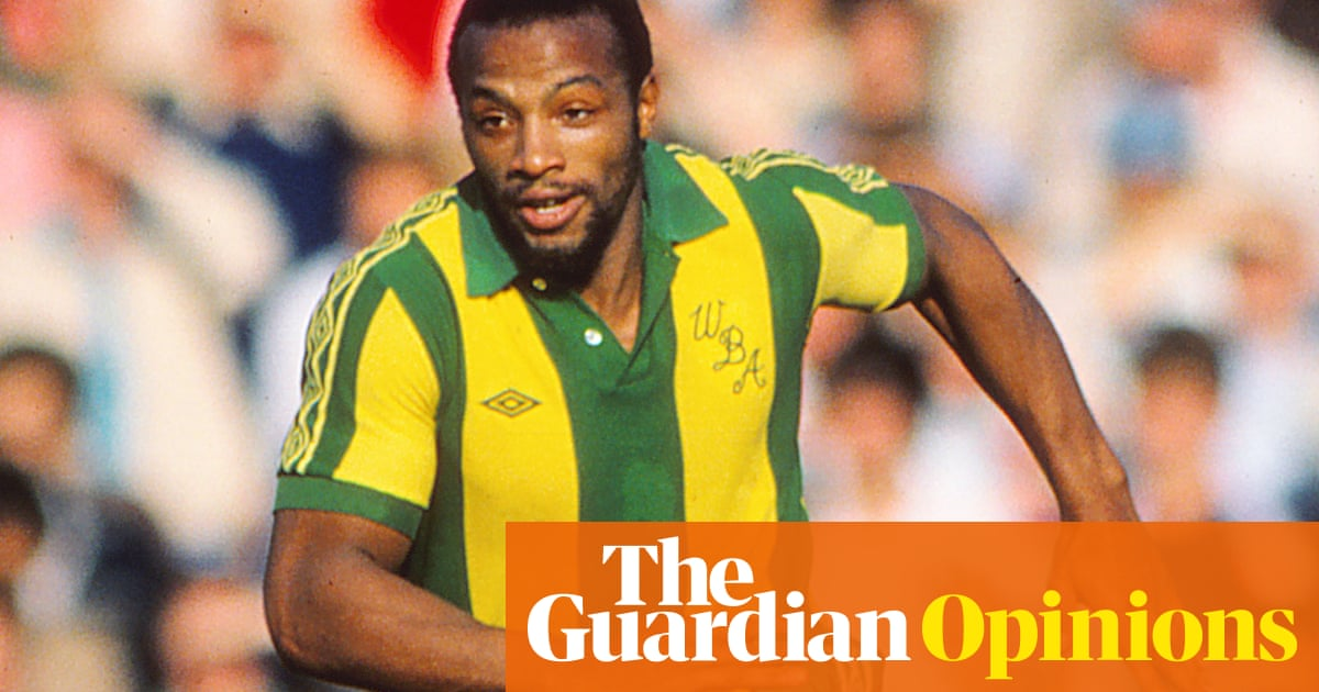 Cyrille Regis: a pioneer on the pitch and the leader of a generation   Richard Williams