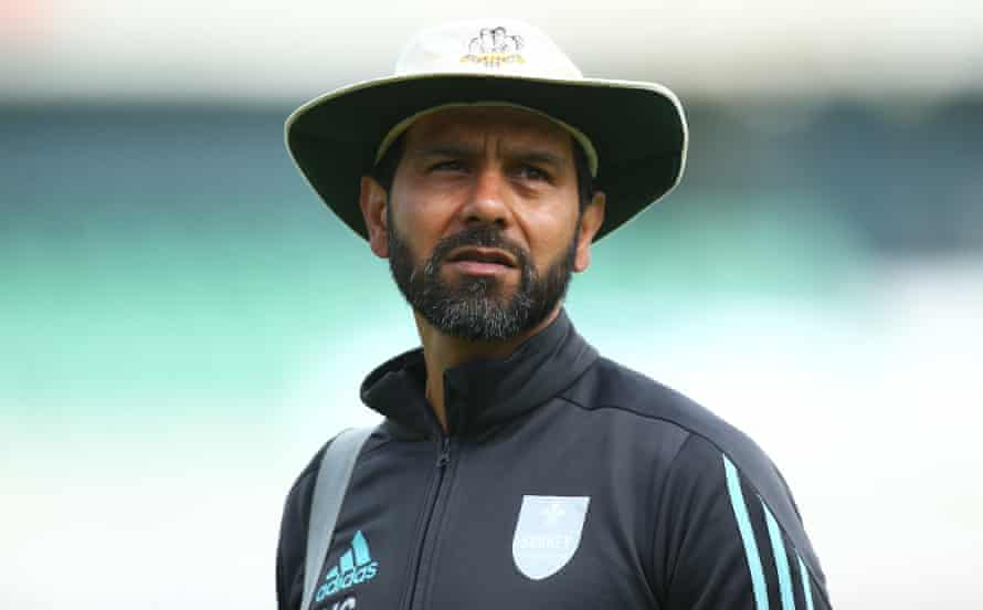 Vikram Solanki is the only head coach from an ethnic minority in the County Championship.