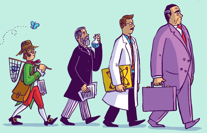 Is the staggeringly profitable business of scientific