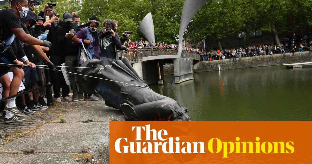 We argue over statues, yet history shows they're really all about power