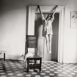 Francesca Woodman: Untitled Rome, Italy, 1977-1978