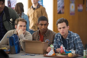 Slightly uneasily, this is a show that seems to be more about boys than girls, even though the ruined life of a girl is at its centre … 13 Reasons Why.