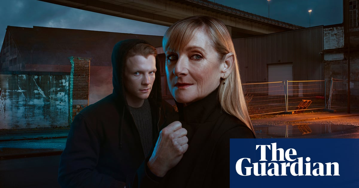 TV tonight: Lesley Sharp stars in an adaptation of a Swedish crime thriller