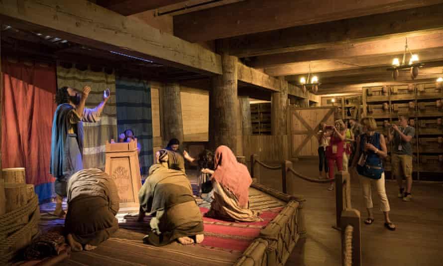 the ark encounter interior