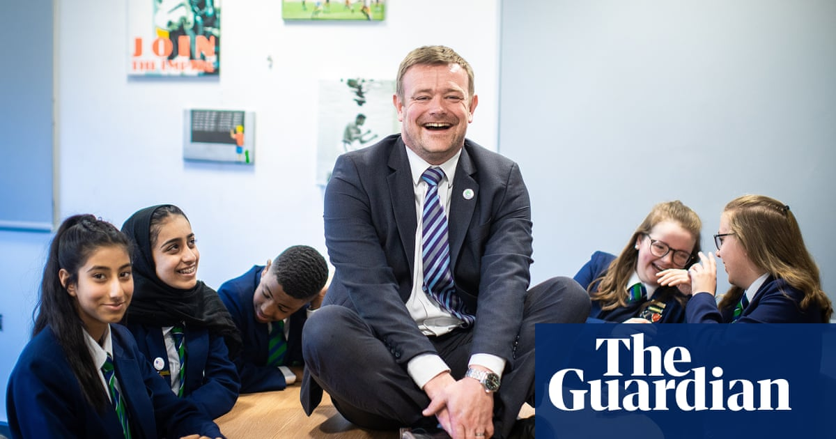 Divided Oldham'? Inside the school that defies Farage's