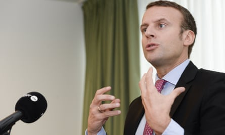 Emmanuel Macron Could Launch Bid For French Presidency Before 10 December French Presidential Election 2017 The Guardian