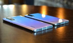 Huawei P30 Pro's 5x optical zoom steps up phone camera wars